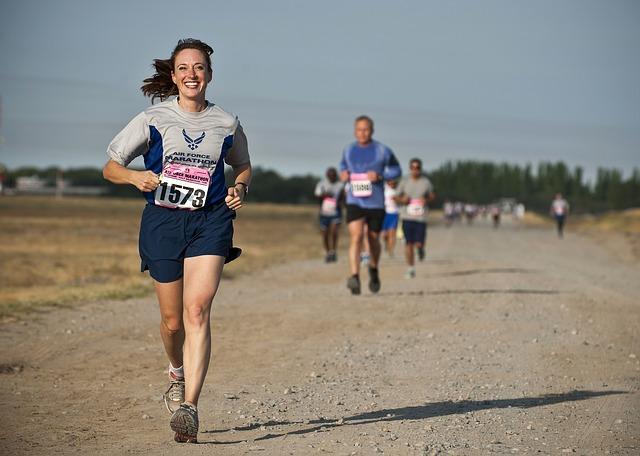 correr maratón
