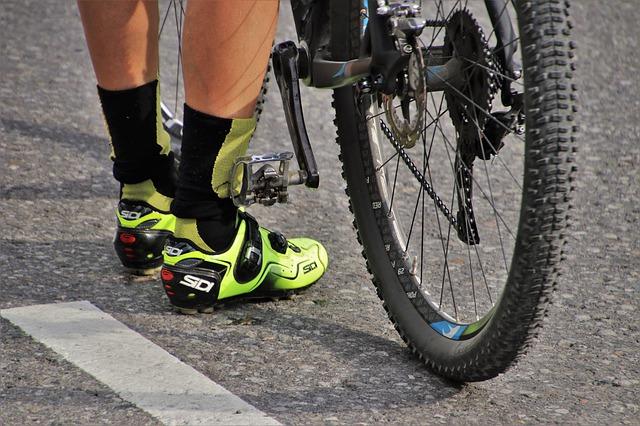 pies ciclista estudio biomecánico