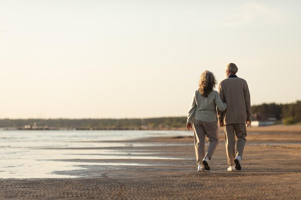 cuidado de los pies en personas mayores